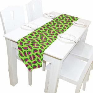 corremesa moderno, senderos de mesa