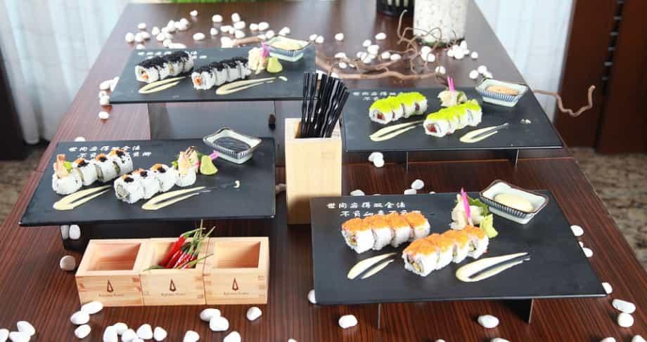 decoración oriental estilo japones para evento informal con amigos épicos